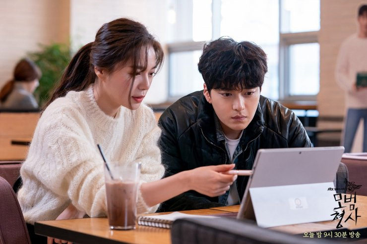 Drama The Good Detective Diperankan Oleh Aktor dan Aktris Top